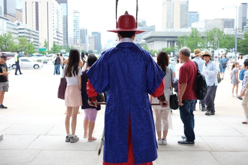 seoul korea gangnam Gyeongbokgung